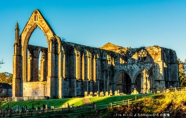 ボルトン修道院